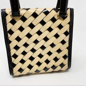 Vintage Bags - VTG I. Miller Patent Leather Handbag